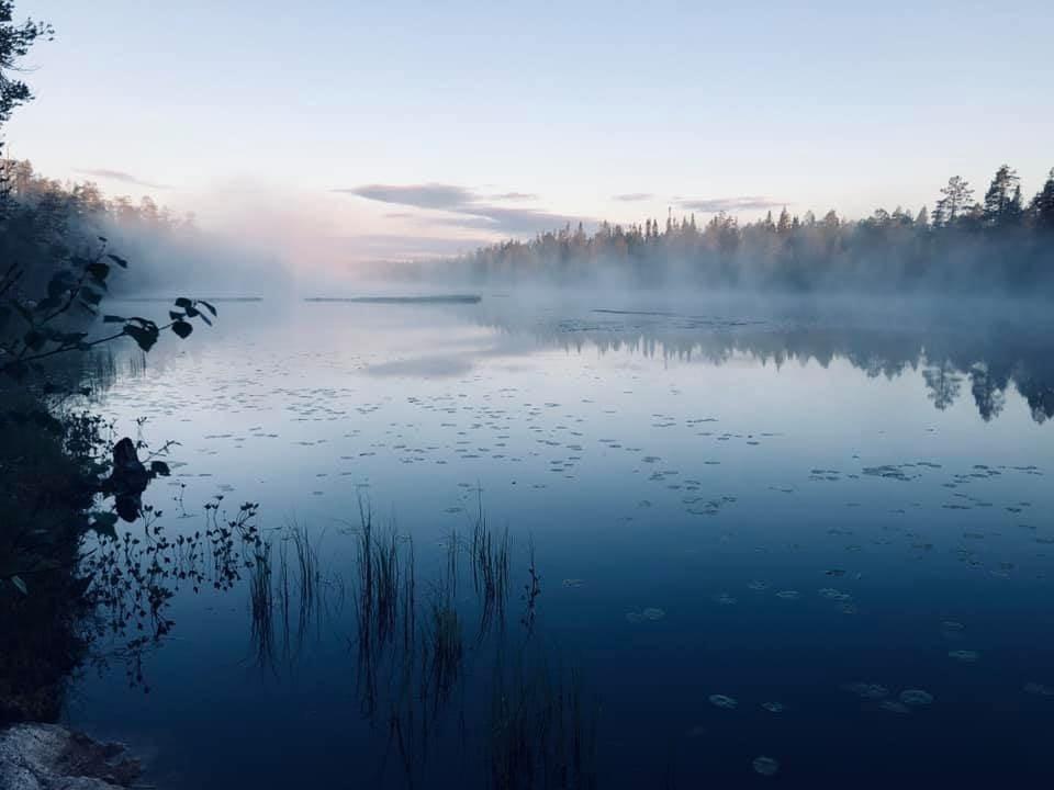 Sjön Paasonjärvi